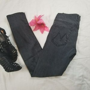 "Mother ""the looker"" jeans lies & shadows size 26"